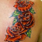 Tattoo Blume Rose:Flower Rose 1.jpg