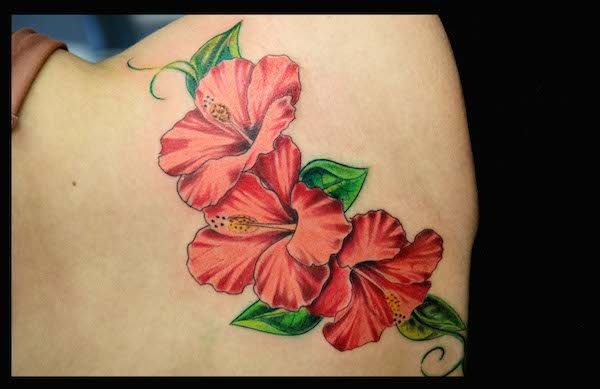 Flowers And Butterflies Gallery Tattoo Zentrum L 252 Beck